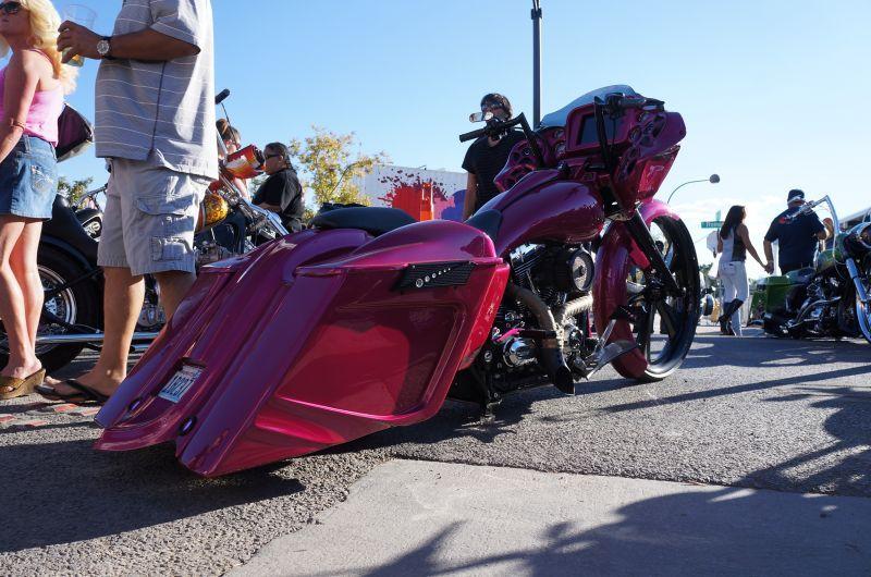 kaputi parts baddest bagger las vegas bike fest 2015