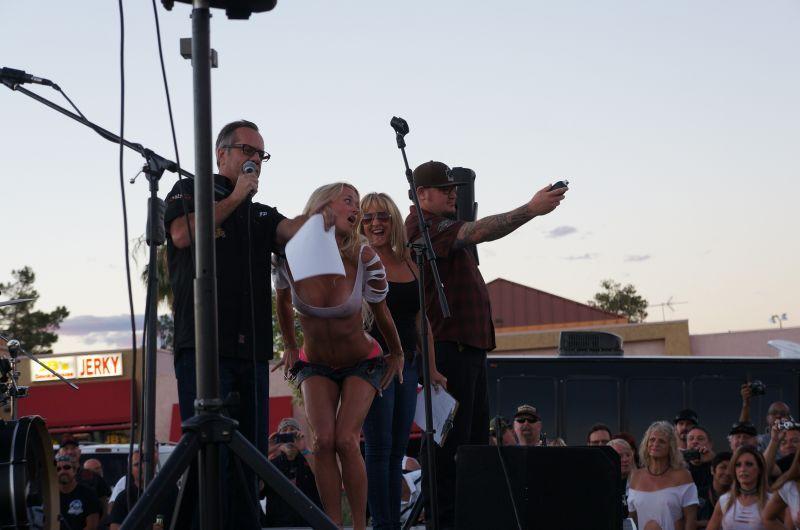 Kaputi parts Las Vegas touring