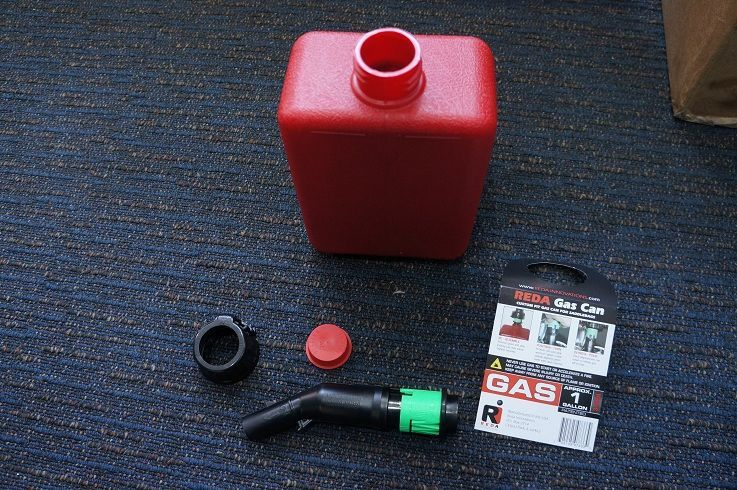 Hdサドルバック用4lガソリン携行缶 バガーカスタム Bagger Custom サドルバックアクセサリーhdサドル