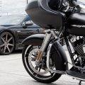 Ness Bigブレーキ14インチフローティングディスクキット 2014年以降のツーリングモデル用