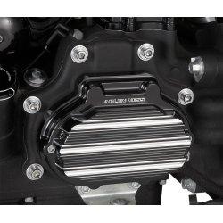 画像2: Ness 10-Gauge テンゲージミッションサイドカバー 2014年以降油圧クラッチモデル用 コントラスト