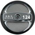 S&S ステルスエアクリーナーカバー 124ciIロゴ