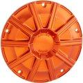 アーレンネス10ゲージ ダービーカバー オレンジ M8ツーリング用