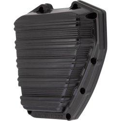 画像1: Ness 10-Gauge  カムカバー ツインカム用 ブラック