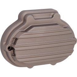 画像1: Ness 10-Gauge テンゲージミッションサイドカバー 2014年以降油圧クラッチモデル用 チタン