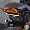 New Rage Cycles FTR1200用フェンダーレスキット