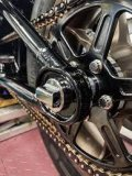 2018/Later Stainless Steel Softail Rear Axle Kit